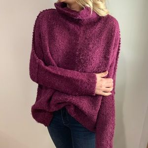 Oversized FreePeople Sweater size extra small